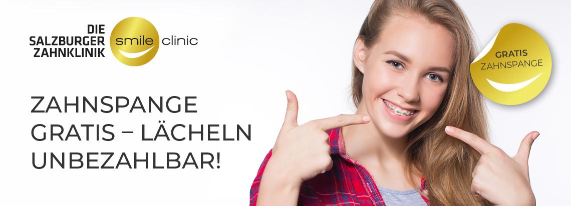 Salzburg-Cityguide - Top Teaser - SMILE_Header_GratisZahnspange_1140x412