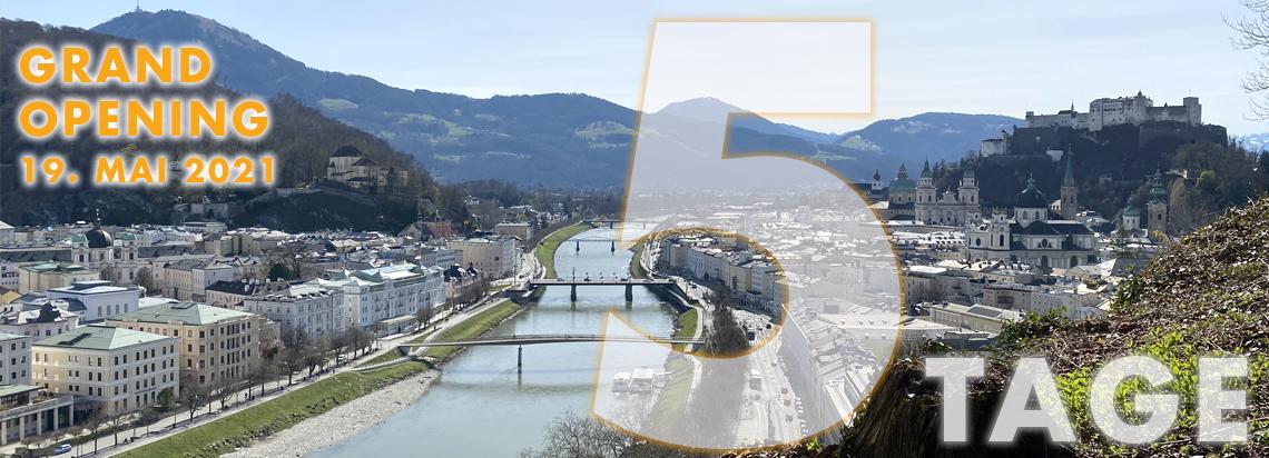 Salzburg-Cityguide - Top Teaser - OK_COVID_5Tage_COUNTDOWN