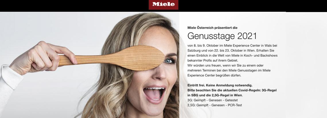 Salzburg-Cityguide - Top Teaser - OK_211008_09_MIELE_Genusstage_TT