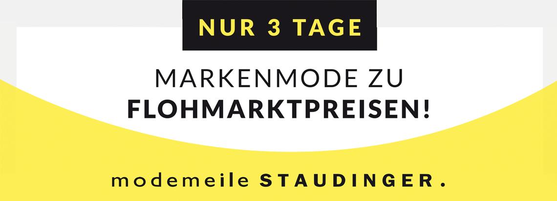 Salzburg-Cityguide - Top Teaser - OK_modemeile_STAUDINGER_Nur3TAGE_TT