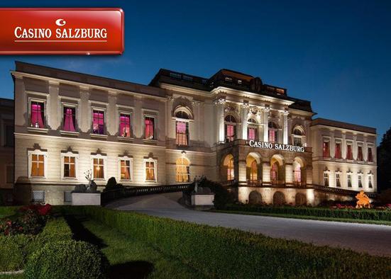 Casino Salzburg Adresse