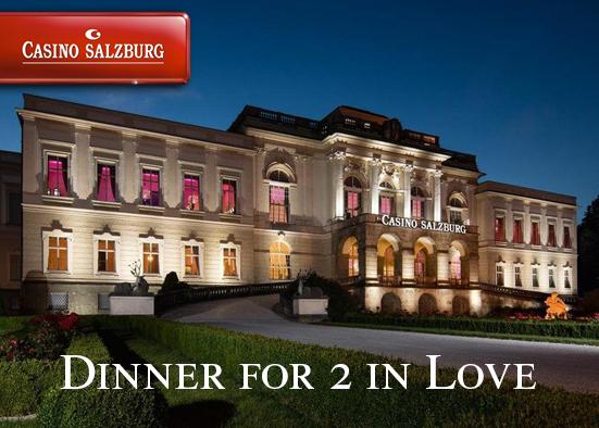 Dinner And Casino Salzburg