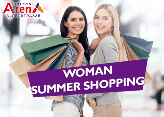 Salzburg-Cityguide - Event - OK_ShoppingArena_WOMAN_2020