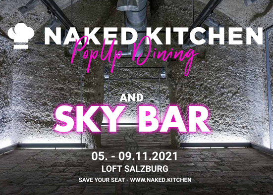 Salzburg-Cityguide - events - NEW_EVENTS_OK_NAKED_KITCHEN_SKYBAR_2021
