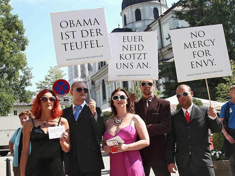 Salzburg-Cityguide - Foto - festspieleroeffnung n