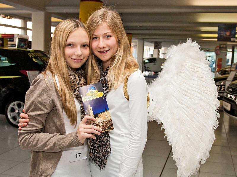 Salzburg-Cityguide - Foto - christkindl casting n