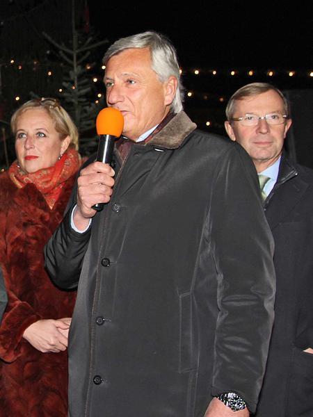 Salzburg-Cityguide - Foto - christkindlmarkt eroeffnung