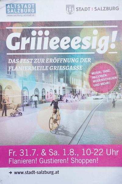 Salzburg-Cityguide - Fotoarchiv - 20150731_griesgasseneroeffnung_scg001.jpg