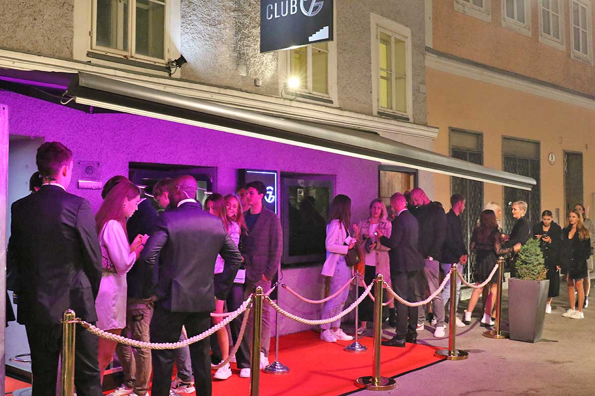 Salzburg-Cityguide - Foto - 210903_CLUB_G7_GO_Guests_Uwe_001