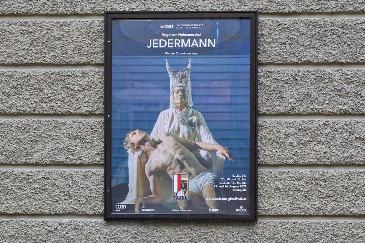 Salzburg-Cityguide - fotoarchiv - 210717_JEDERMANN_Premiere_Uwe_417