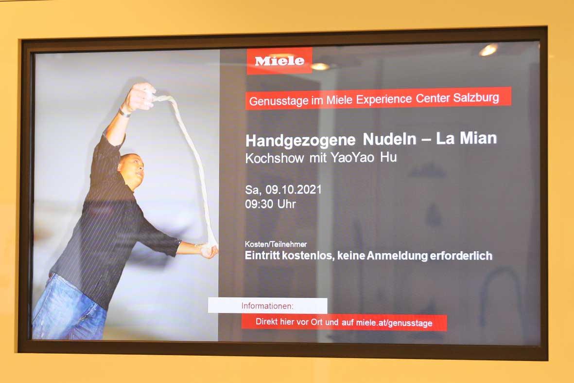 Salzburg-Cityguide - Foto - 211008_MIELE-_Hausmesse_Uwe_001