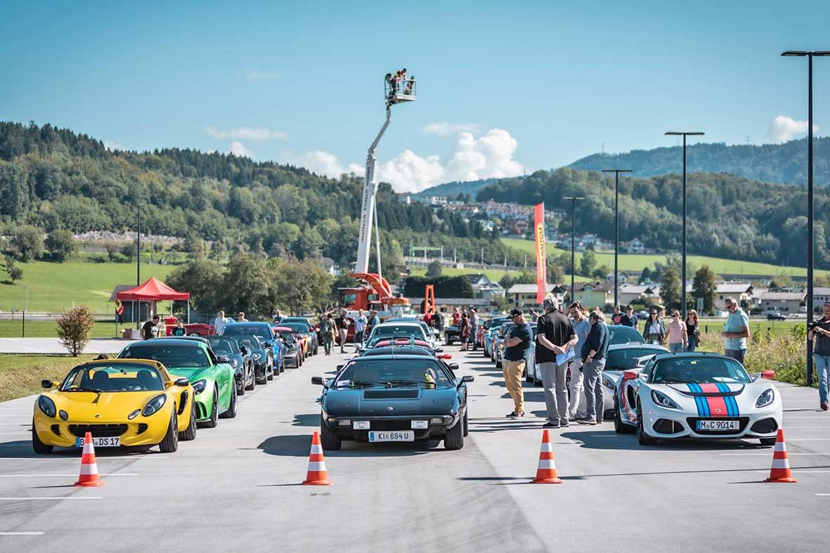 Salzburg-Cityguide - Foto - PALFINGER_Sportwagenausfahrt_2021_000_F1A3950