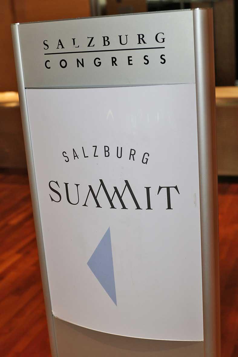 Salzburg-Cityguide - Foto - 210723_Sbg_SUMMIT_OPENING_Uwe_000