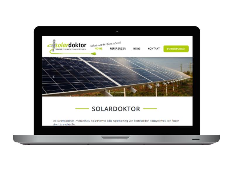 Salzburg-Cityguide - Foto - Codemon – Referenz – Solardoktor