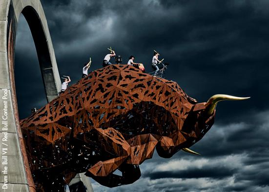 Salzburg-Cityguide - Newsfoto - OK_Drum_the_Bull_2020