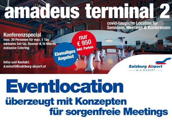 Salzburg-Cityguide - Newsfoto - OK_amadeus_terminal_2_EVENTLOCATION