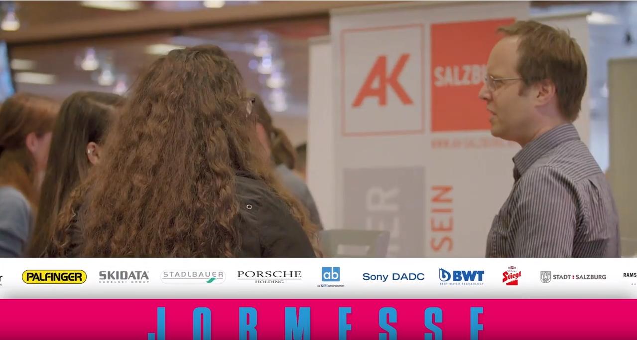 Salzburg-Cityguide - Video - Lange Nacht der Karriere Salzburg 2018 Highlights