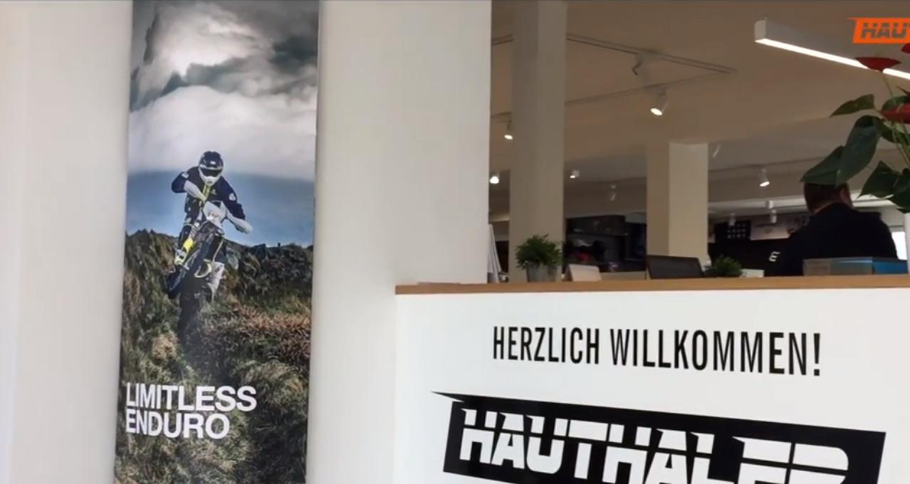 Salzburg-Cityguide - Video - 2RAD-HAUTHALER ORANGE DAYS Schauraum